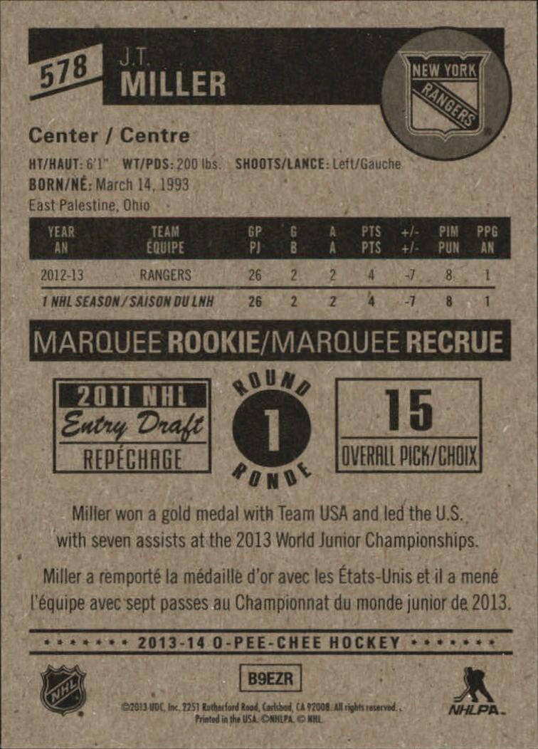 2013-14-Pee-O-Chee-Hk-base-501-642-Rookies-YOU-Pick-acquista-carte-10-SPEDIZIONE-GRATUITA miniatura 106