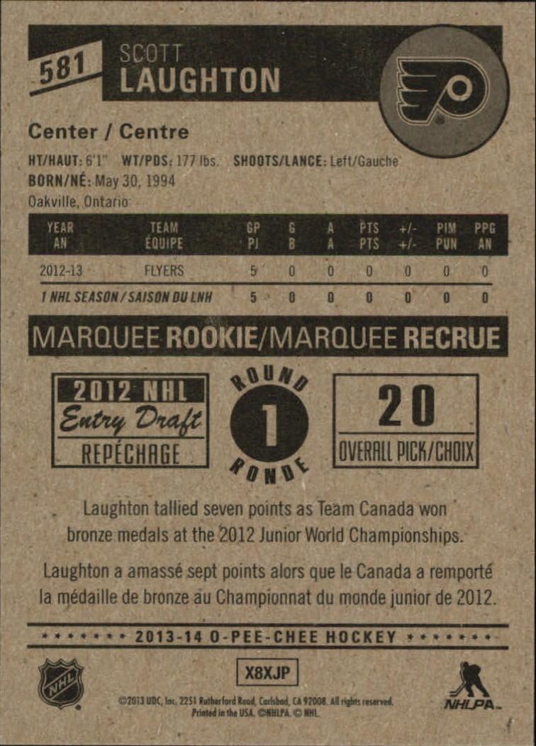 2013-14-Pee-O-Chee-Hk-base-501-642-Rookies-YOU-Pick-acquista-carte-10-SPEDIZIONE-GRATUITA miniatura 110