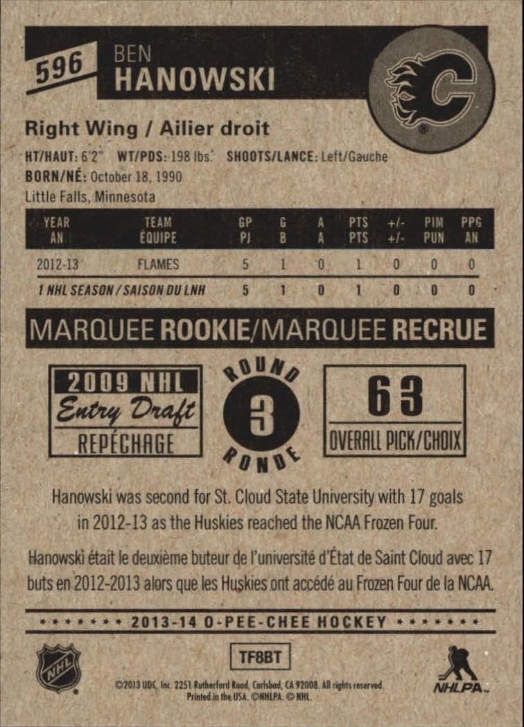 2013-14-Pee-O-Chee-Hk-base-501-642-Rookies-YOU-Pick-acquista-carte-10-SPEDIZIONE-GRATUITA miniatura 133