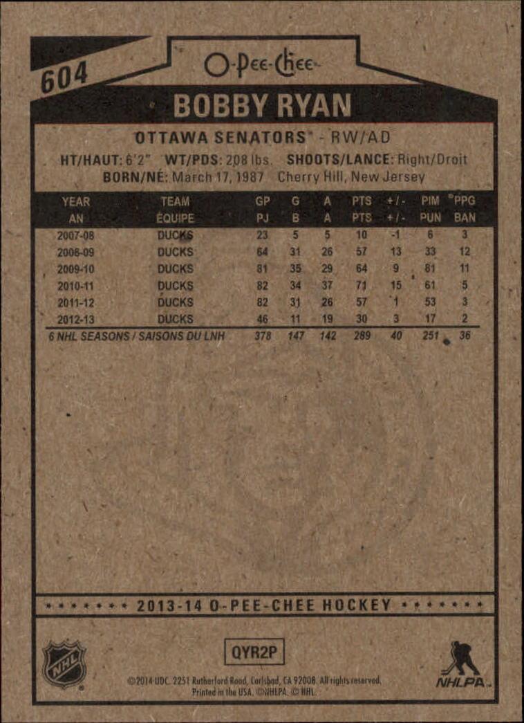 2013-14-Pee-O-Chee-Hk-base-501-642-Rookies-YOU-Pick-acquista-carte-10-SPEDIZIONE-GRATUITA miniatura 143