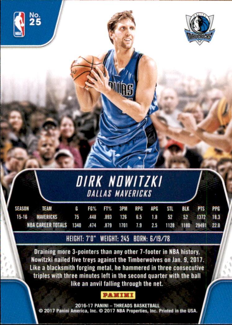 EVAN FOURNIER 2016-17 PANINI THREADS Basket Cox #14