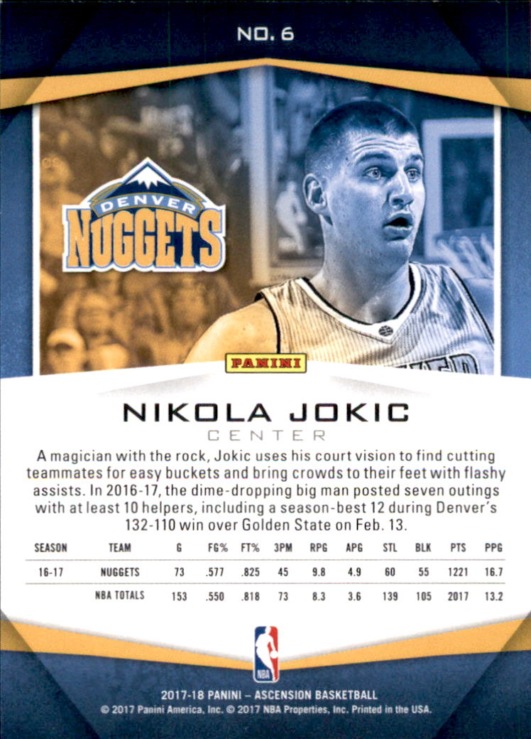 2017-18-Panini-Ascension-Basketball-Card-Pick thumbnail 13