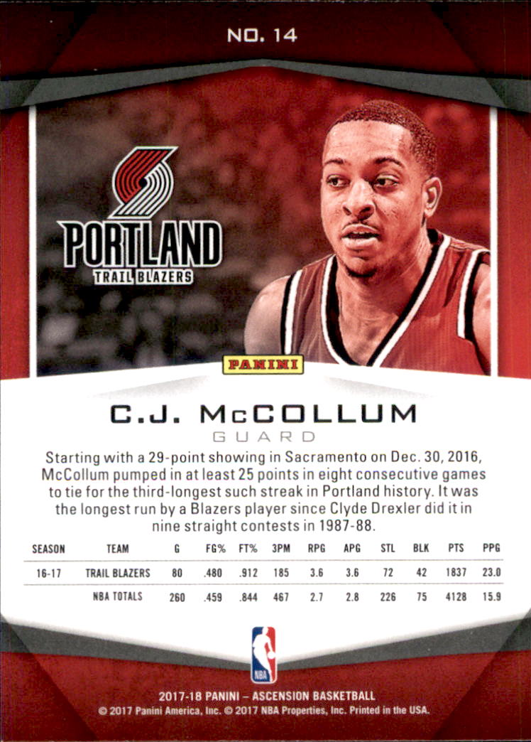 2017-18-Panini-Ascension-Basketball-Card-Pick thumbnail 27
