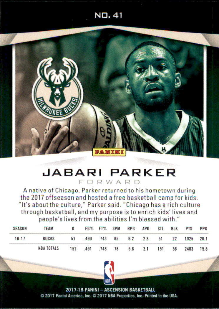 2017-18-Panini-Ascension-Basketball-Card-Pick thumbnail 81