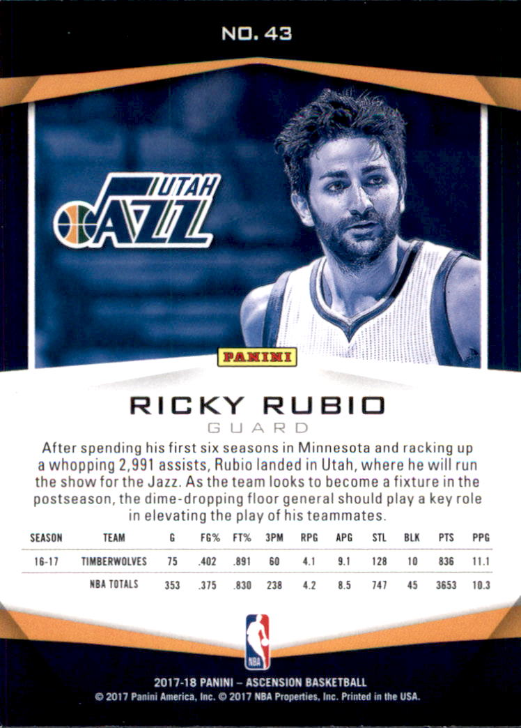 2017-18-Panini-Ascension-Basketball-Card-Pick thumbnail 85