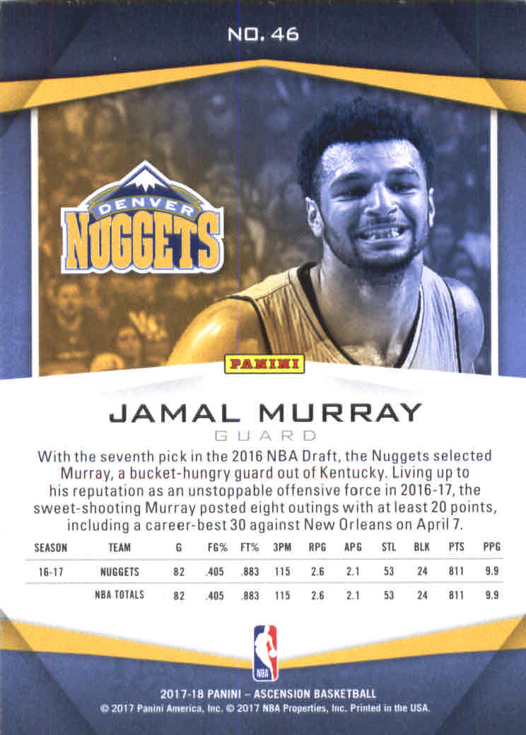 2017-18-Panini-Ascension-Basketball-Card-Pick thumbnail 91