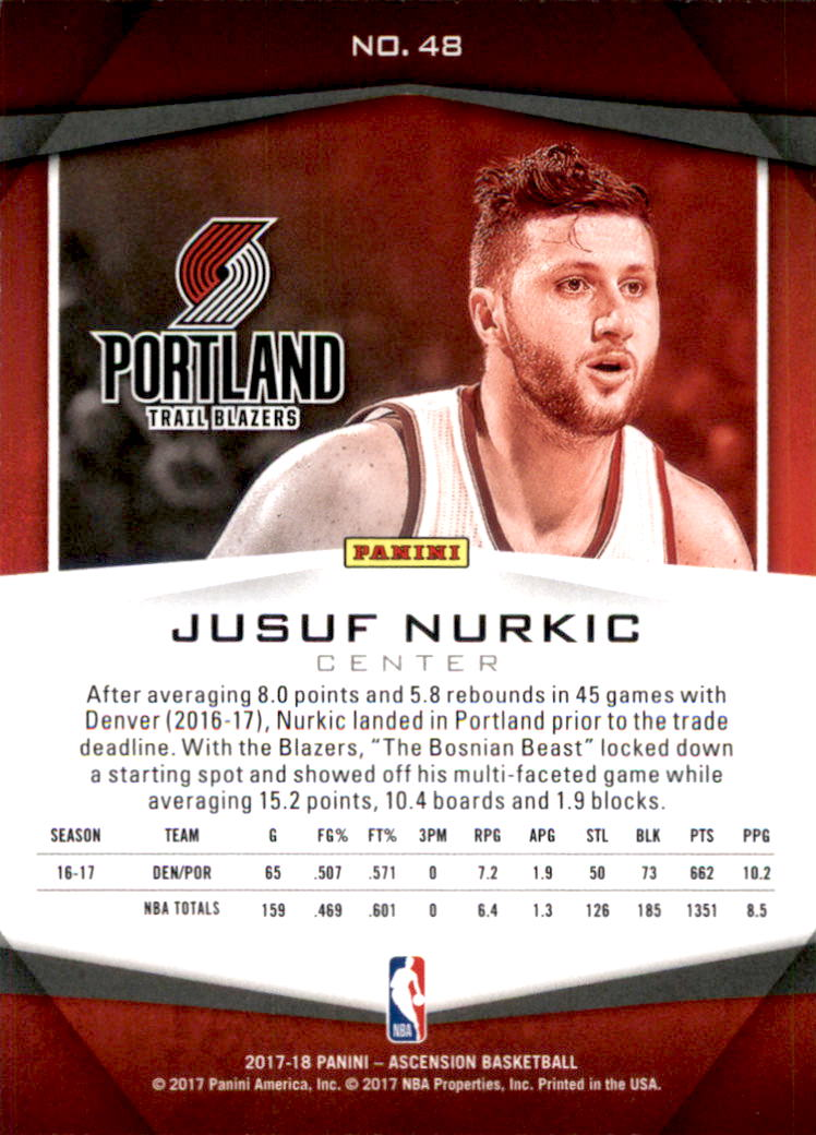 2017-18-Panini-Ascension-Basketball-Card-Pick thumbnail 95