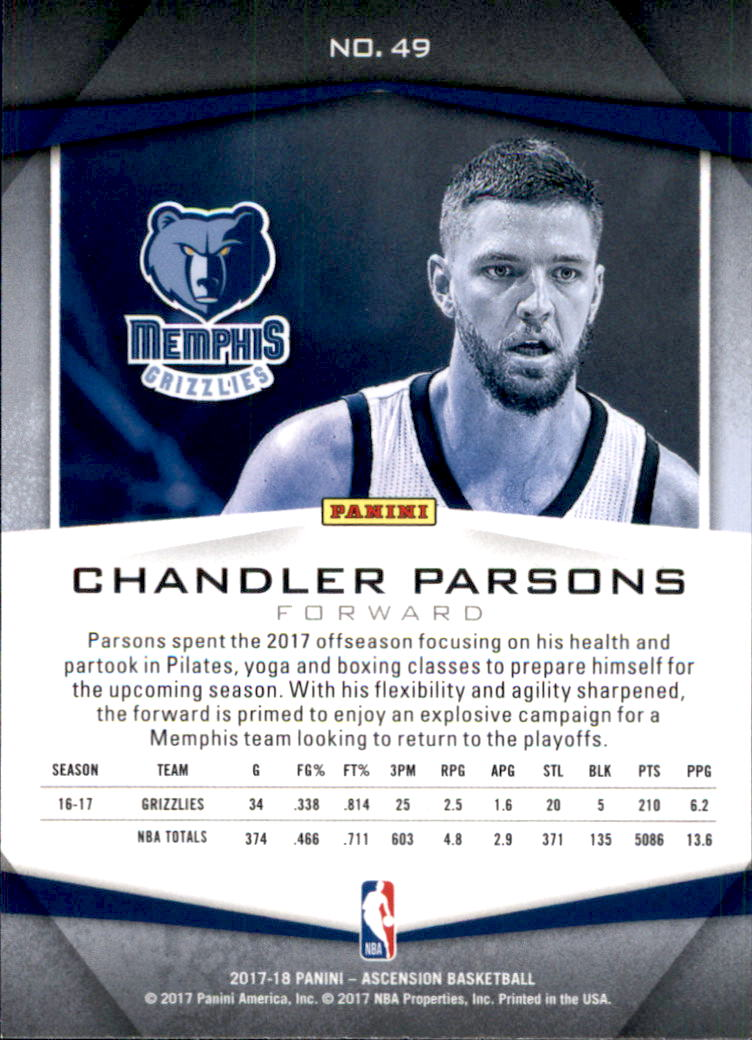 2017-18-Panini-Ascension-Basketball-Card-Pick thumbnail 97