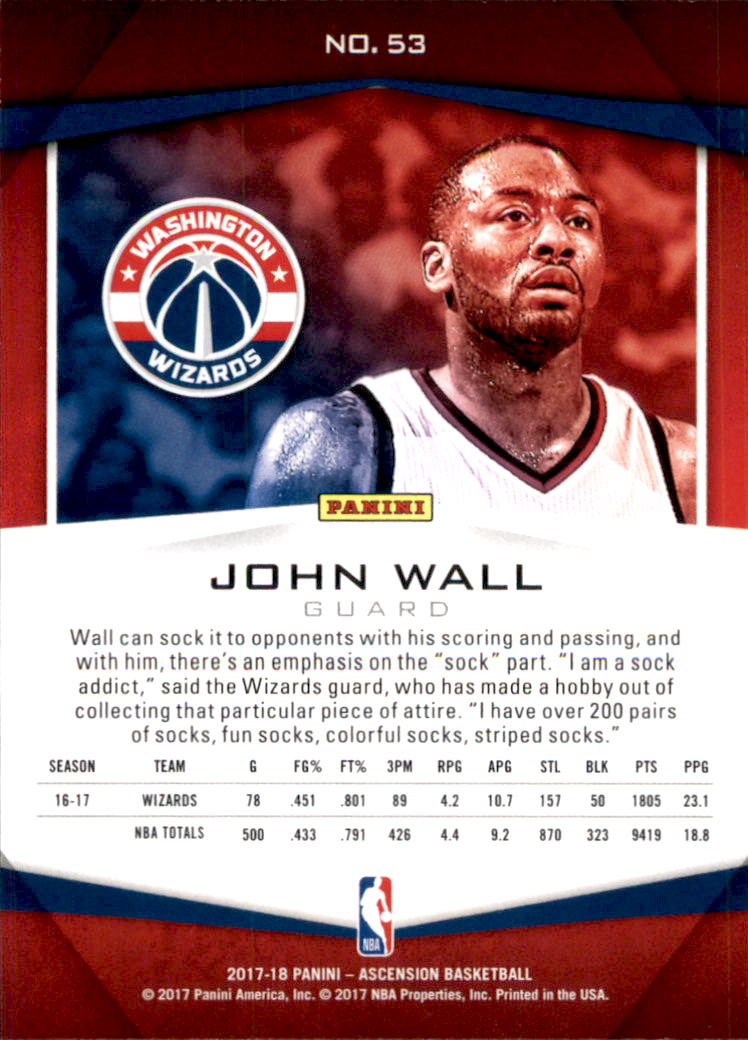 2017-18-Panini-Ascension-Basketball-Card-Pick thumbnail 105