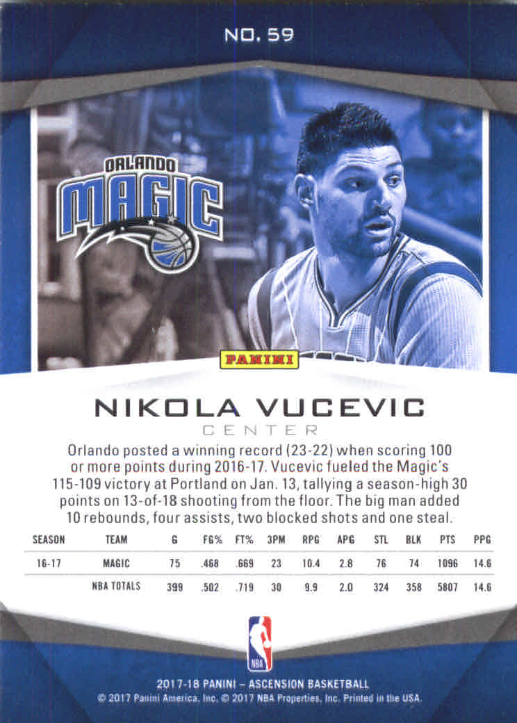 2017-18-Panini-Ascension-Basketball-Card-Pick thumbnail 117
