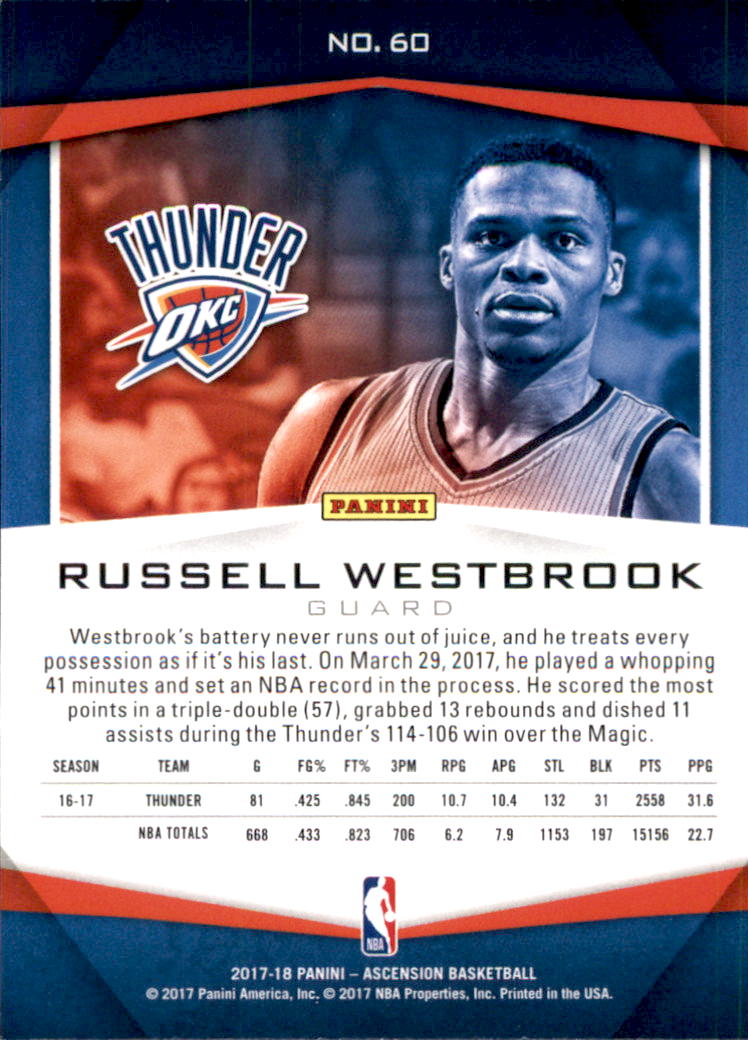 2017-18-Panini-Ascension-Basketball-Card-Pick thumbnail 119