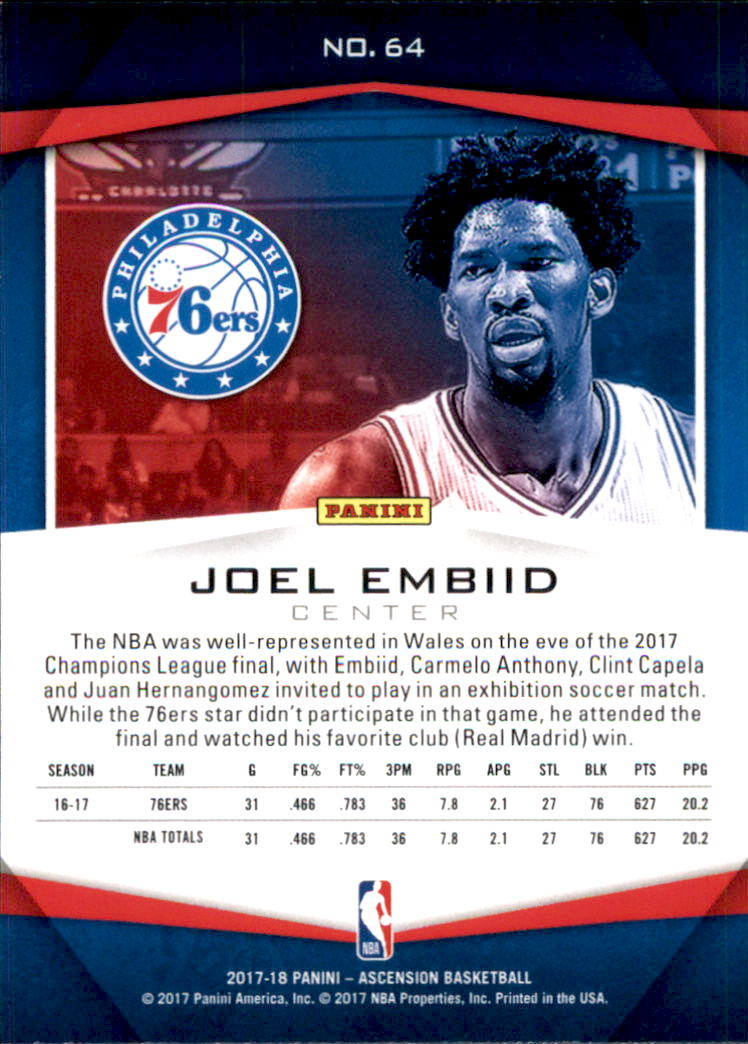 2017-18-Panini-Ascension-Basketball-Card-Pick thumbnail 127