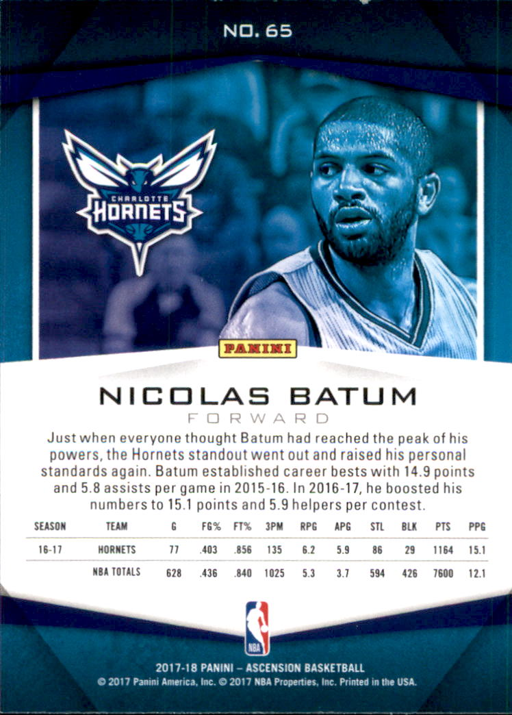 2017-18-Panini-Ascension-Basketball-Card-Pick thumbnail 129