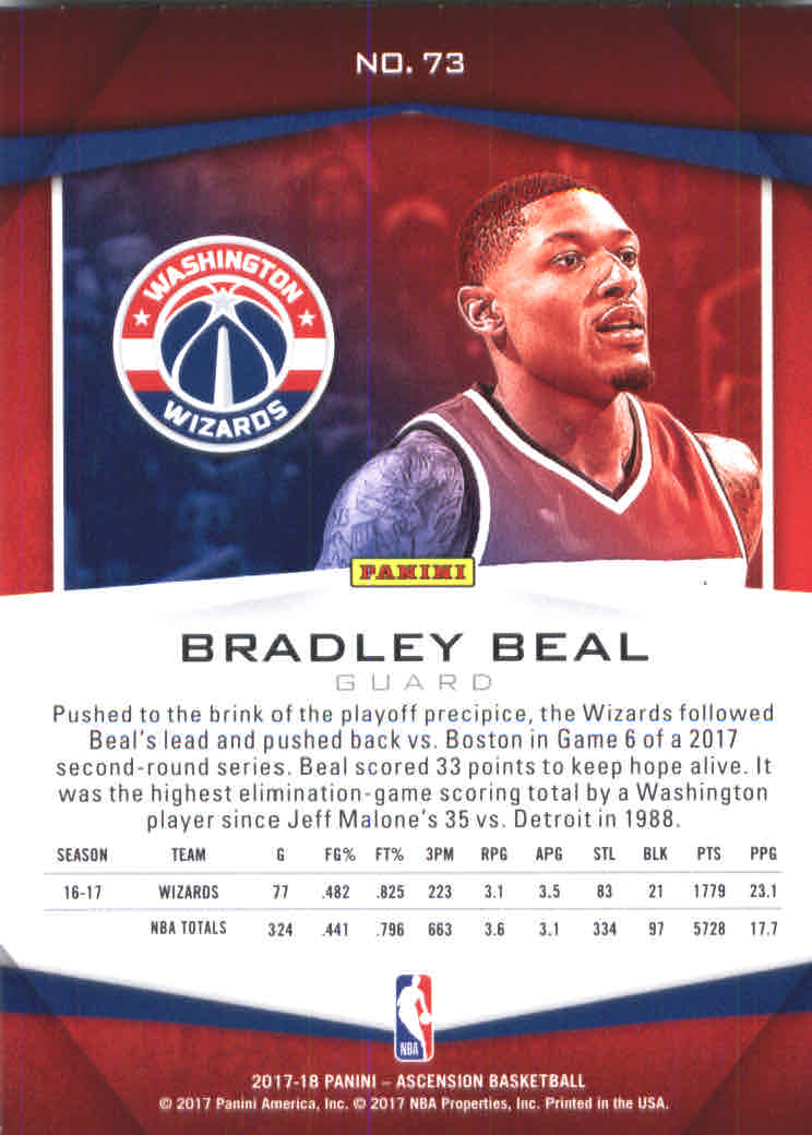 2017-18-Panini-Ascension-Basketball-Card-Pick thumbnail 145