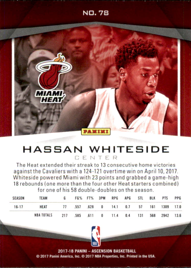2017-18-Panini-Ascension-Basketball-Card-Pick thumbnail 155