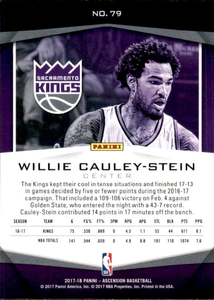 2017-18-Panini-Ascension-Basketball-Card-Pick thumbnail 157