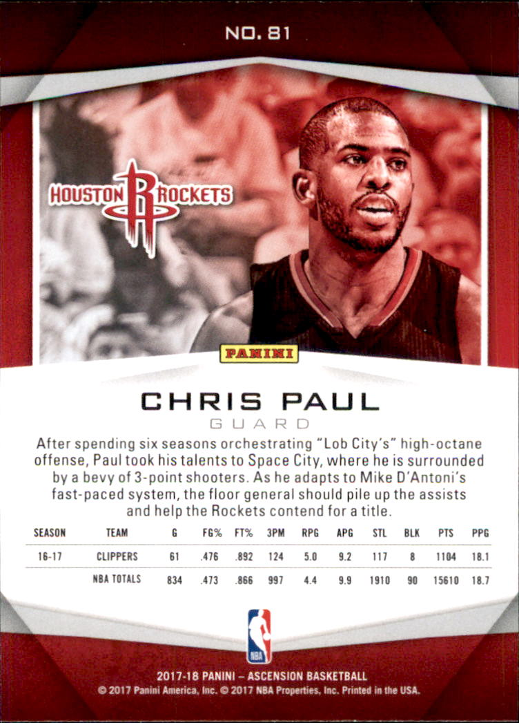 2017-18-Panini-Ascension-Basketball-Card-Pick thumbnail 161