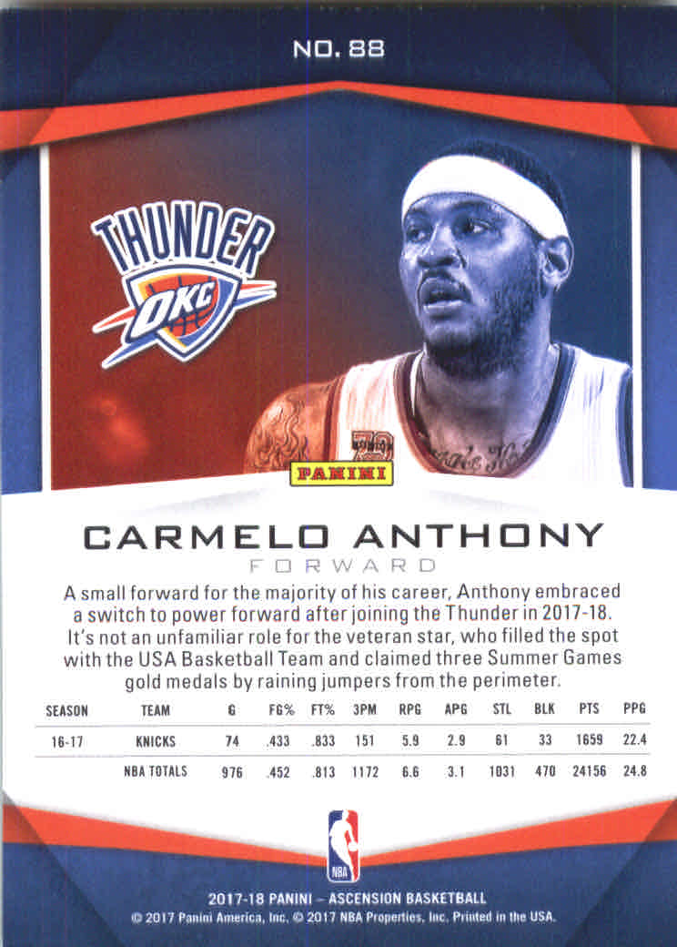 2017-18-Panini-Ascension-Basketball-Card-Pick thumbnail 179