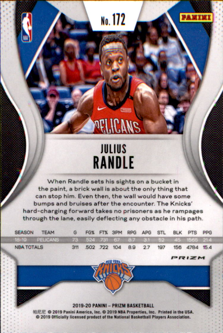 thumbnail 147 - 2019-20 Panini Prizm Prizms Red White and Blue Basketball Card Pick