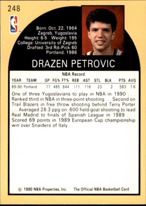 thumbnail 11 - 1990-91 Hoops Basketball Card Pick 244-440