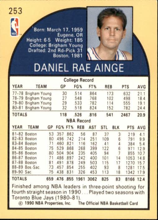 thumbnail 21 - 1990-91 Hoops Basketball Card Pick 244-440