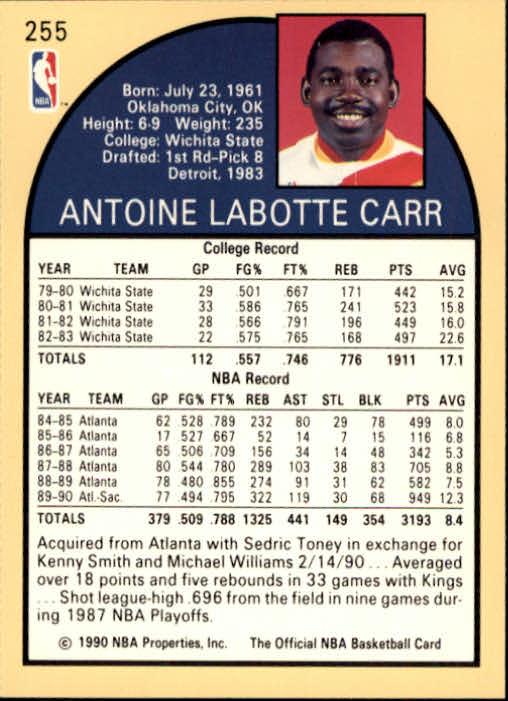 thumbnail 25 - 1990-91 Hoops Basketball Card Pick 244-440