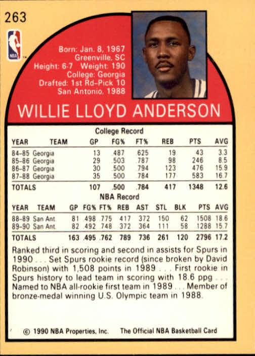 thumbnail 41 - 1990-91 Hoops Basketball Card Pick 244-440