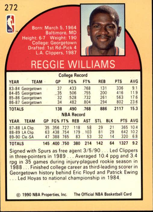 thumbnail 59 - 1990-91 Hoops Basketball Card Pick 244-440