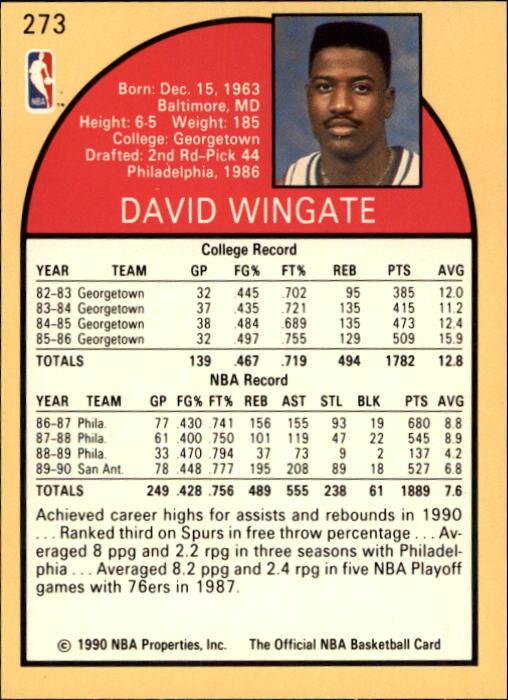 thumbnail 61 - 1990-91 Hoops Basketball Card Pick 244-440