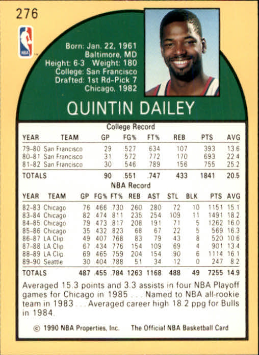 thumbnail 67 - 1990-91 Hoops Basketball Card Pick 244-440