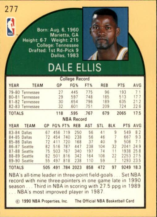 thumbnail 69 - 1990-91 Hoops Basketball Card Pick 244-440