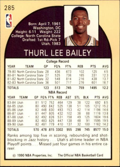 thumbnail 83 - 1990-91 Hoops Basketball Card Pick 244-440