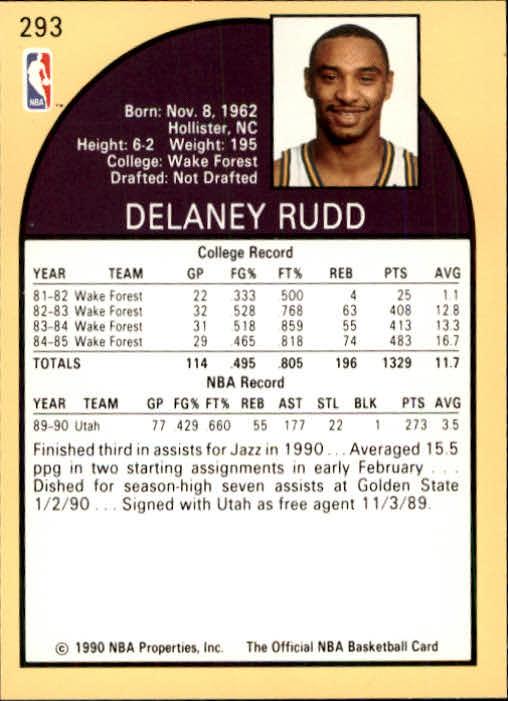 thumbnail 99 - 1990-91 Hoops Basketball Card Pick 244-440