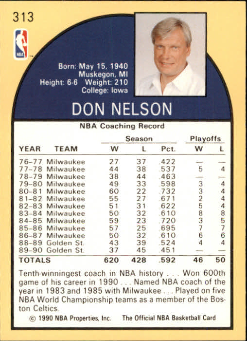 thumbnail 141 - 1990-91 Hoops Basketball Card Pick 244-440