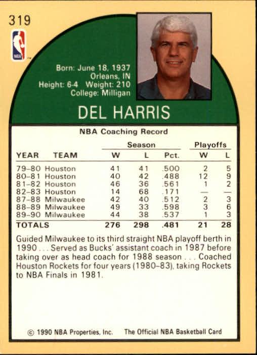 thumbnail 151 - 1990-91 Hoops Basketball Card Pick 244-440