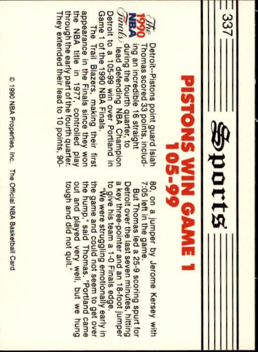 thumbnail 187 - 1990-91 Hoops Basketball Card Pick 244-440