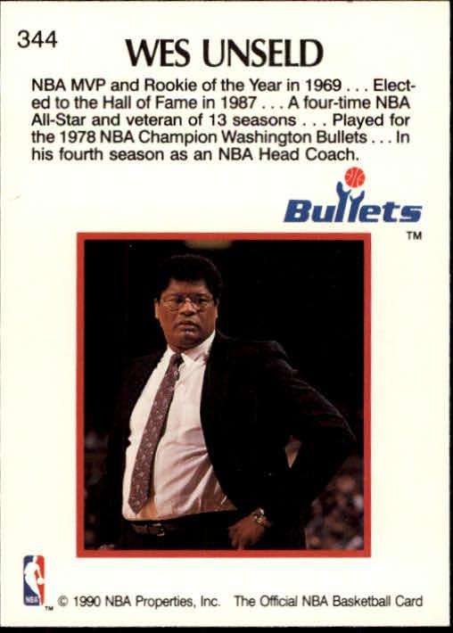 thumbnail 197 - 1990-91 Hoops Basketball Card Pick 244-440