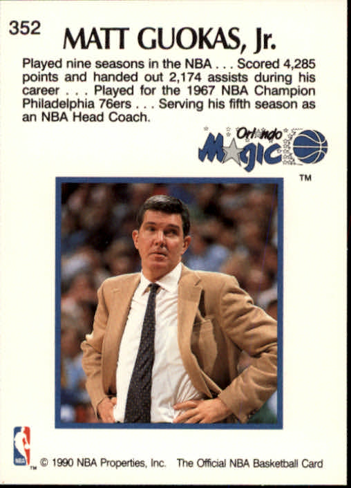 thumbnail 209 - 1990-91 Hoops Basketball Card Pick 244-440