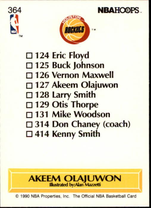 thumbnail 233 - 1990-91 Hoops Basketball Card Pick 244-440