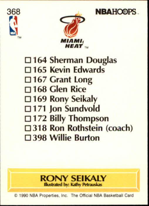 thumbnail 239 - 1990-91 Hoops Basketball Card Pick 244-440