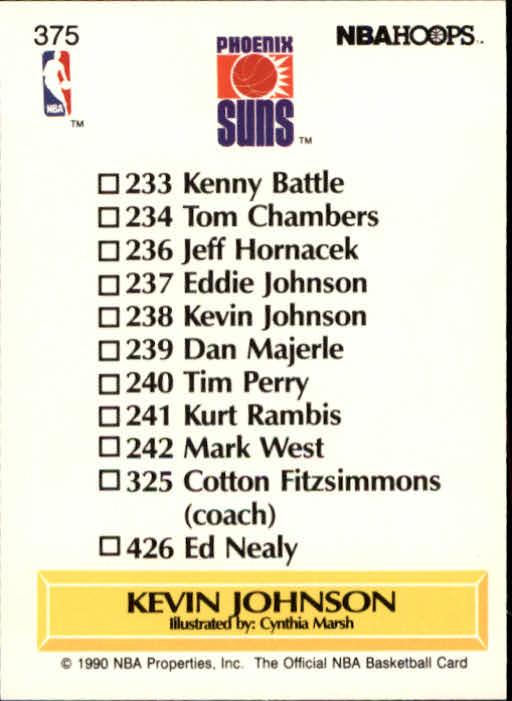 thumbnail 251 - 1990-91 Hoops Basketball Card Pick 244-440