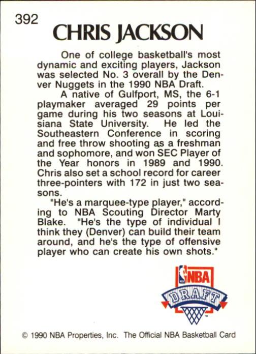 thumbnail 281 - 1990-91 Hoops Basketball Card Pick 244-440