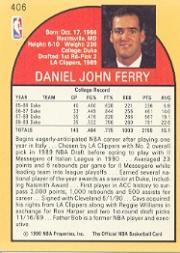 thumbnail 307 - 1990-91 Hoops Basketball Card Pick 244-440