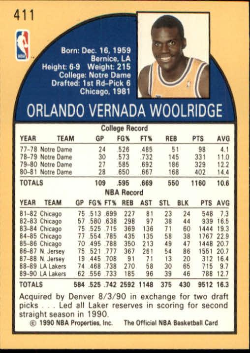 thumbnail 315 - 1990-91 Hoops Basketball Card Pick 244-440