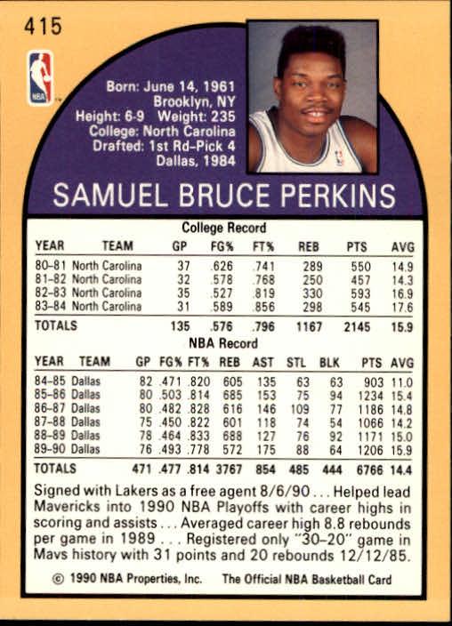 thumbnail 323 - 1990-91 Hoops Basketball Card Pick 244-440