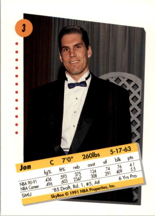 thumbnail 7 - 1991-92 SkyBox Basketball Card Pick 1-250