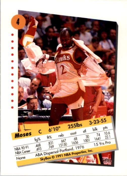 thumbnail 9 - 1991-92 SkyBox Basketball Card Pick 1-250