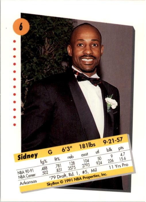 thumbnail 13 - 1991-92 SkyBox Basketball Card Pick 1-250