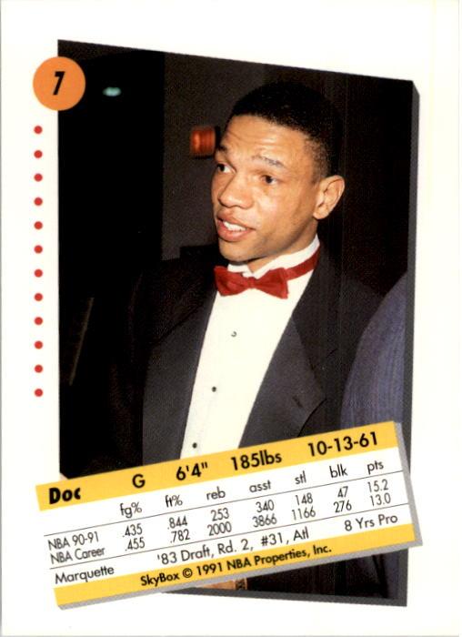 thumbnail 15 - 1991-92 SkyBox Basketball Card Pick 1-250