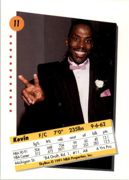 thumbnail 23 - 1991-92 SkyBox Basketball Card Pick 1-250